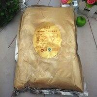 800g 24 Karat Gold Maske Pulver Aktive Gesicht Aufhellung Luxus Spa Anti-aging-falten Behandlung Schönheitspflege