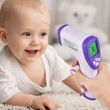 Новейший CE одобренный Бесконтактный медицинский термометр тело инфракрасный градусник медицинские термометры