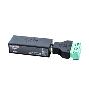 Serial Port RS485 to WiFi Device Server Module Elfin-EW11 Support TCP/IP Telnet Modbus TCP Protocol Data Transfer via WiFi(China)