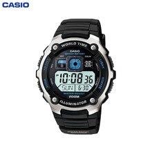 Наручные часы Casio AE-2000W-1A мужские электронные на пластиковом ремешке