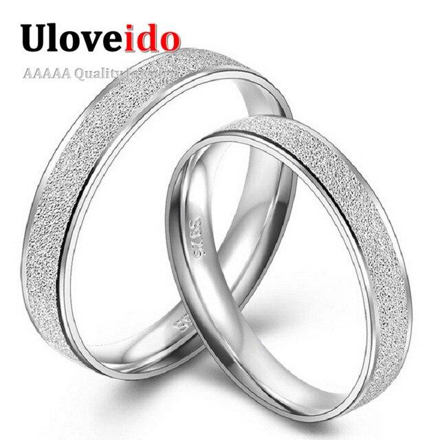Aliexpresscom Buy Engravable Fashion Designer Simple Wedding