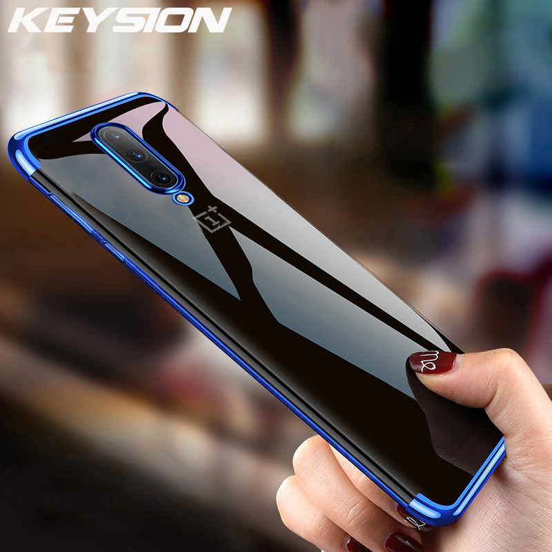 KEYSION Case for font b Oneplus b font font b 7 b font font b Pro