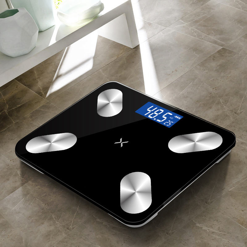 Electronic Scales For Home Human Body Precision Cartoon Intelligent Weight Scales