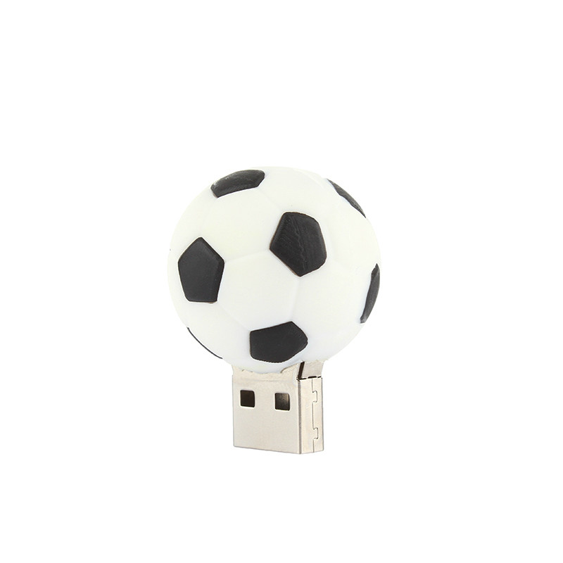 Image 5 - Football Pen Drive 4GB 8GB USB Stick 16GB 32GB Funny Cartoon Usb Flash Drive 64GB 128GB Pendrive High Quality Flash Memory Stick-in USB Flash Drives from Computer & Office