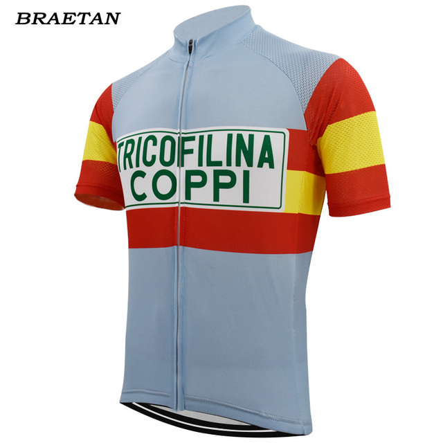 tour france 1959 cycling jersey men cycling clothing short sleeve classic  jersey old style bicycle clothing summer braetan 86dd3abc2