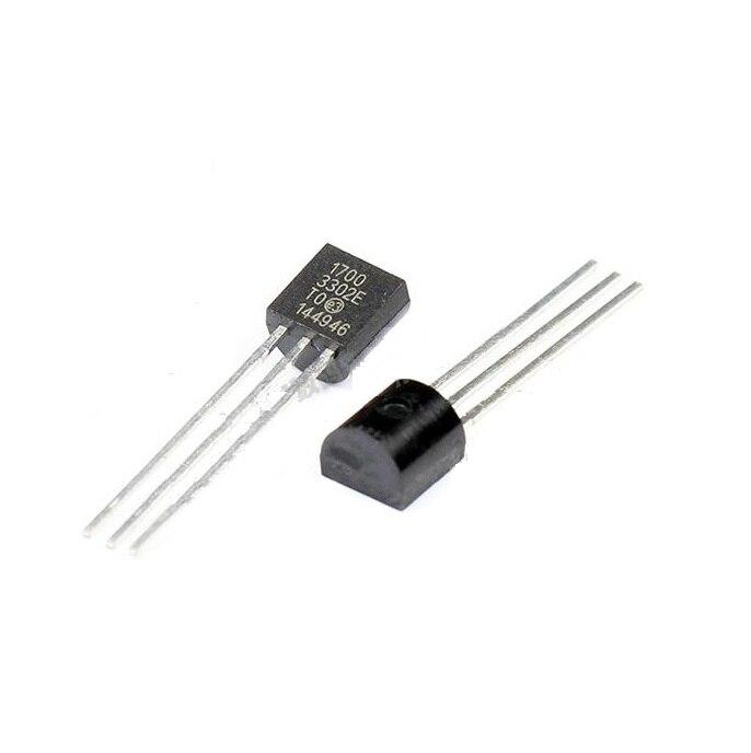 5 pcs MCP1700-3302E/TO MCP1700 Fixed LDO Voltage Regulator трубка тормозная 3302 от тройника к задн лев тормозу