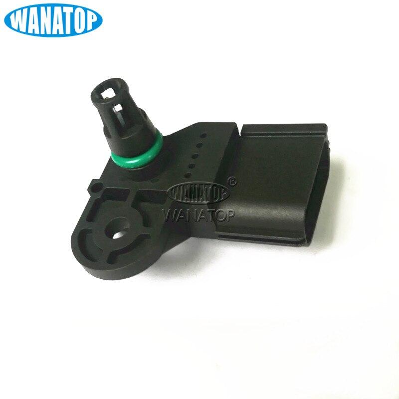 New Manifold Absolute Pressure Sensor Standard Product 0261230027 Fits Ford Escort Fiesta Ka 0261230027 XS6F9F479AA