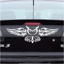 Newest Car Rear Decoration Owl Styling Funny Car Sticker Anbd Decal For Mazda 2 3 5 6 CX-3 CX-5 CX-7 MX-3 MX-5 Axela bwr 5 6 3 3 7 d48