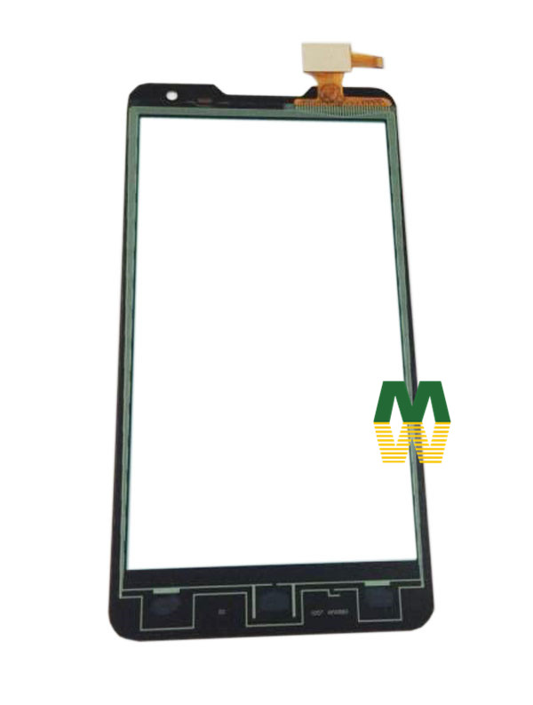 1PC/ Lot For Prestigio MultiPhone 5044 Duo PAP5044 Black & White Color Touch Screen Replacement With Tape