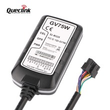 Queclink GV75W Car GPS Tracker 3G WCDMA Vehicle Waterproof IP67 8V-32V Chipset Rastreador Tracking Device
