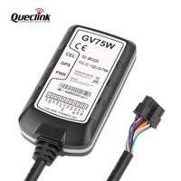 Queclink GV75W Car GPS Tracker 3G WCDMA Vehicle Tracker Waterproof IP67 8V 32V Chipset Rastreador Tracking Device Tracker GPS