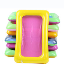 New mini pvc inflatable playdough sand accessories tool toys(China)