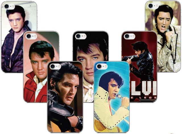 low priced 7d7c1 c4b28 Elvis Presley Cover For HTC one X M7 M8 M9 Plus M10 A9 Desire 510 For  Huawei Honor 9 Lite V9 P20 Mate 10 Y7 Y5 Y6 2017 Case-in Fitted Cases from  ...