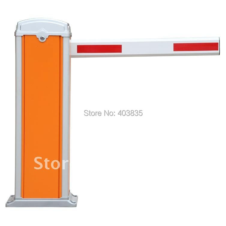 High quality machinery Automatic Barrier Gate for parking management system and toll system