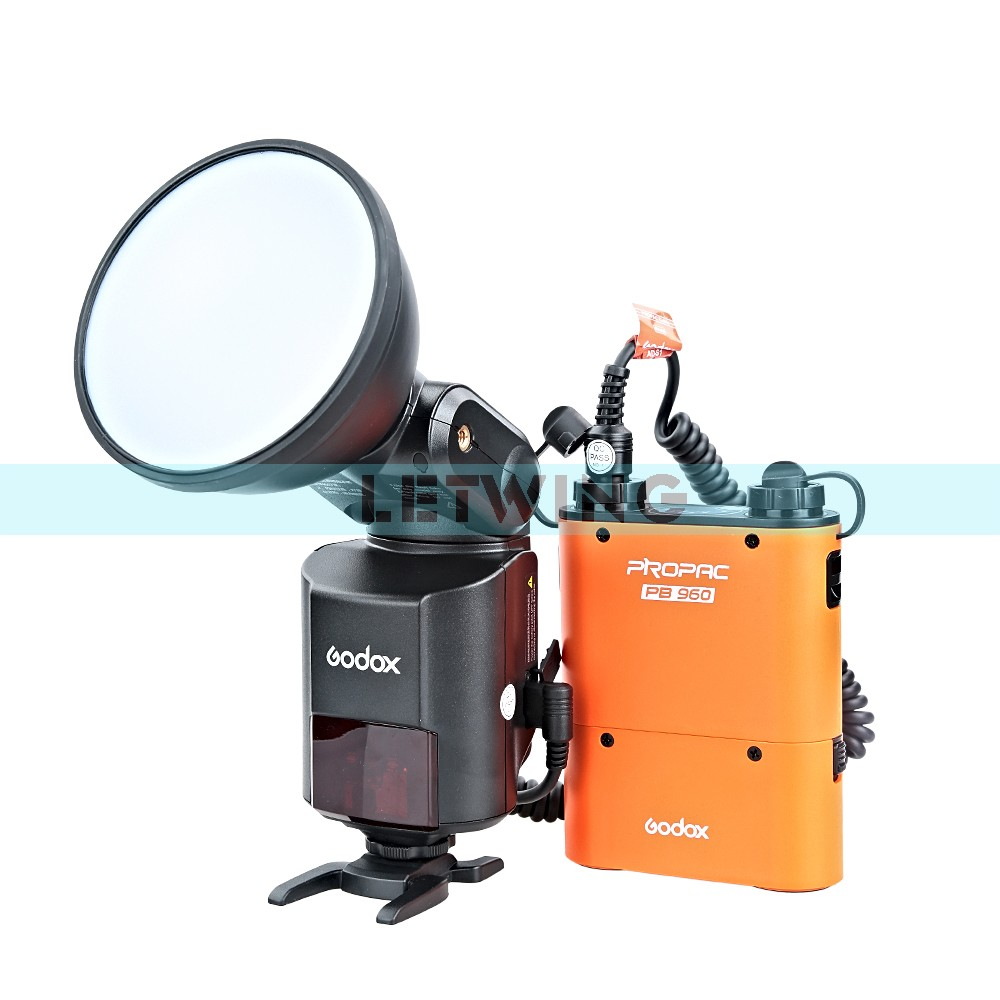 Pulsuz DHL! Ən yeni Godox AD-360 MARK II AD360II-C E-TTL çılpaq - Kamera və foto - Fotoqrafiya 2