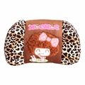 1pc Universal Cartoon Princess Leopard Car Cushion Durable Waterproof Anti-Dust Auto Seat Cushion Protector Supply Support