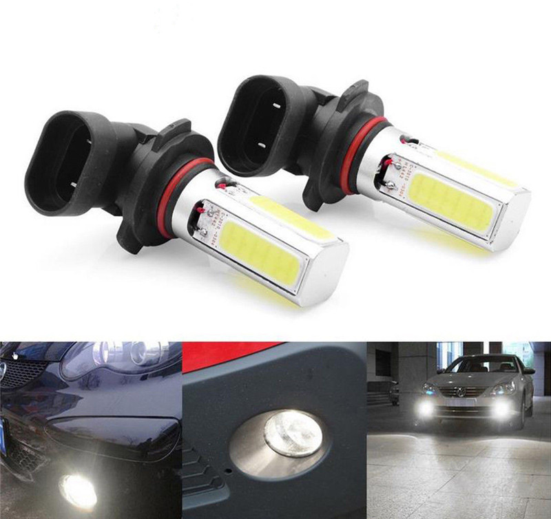 9140 Fog Light Bulb: 2pcs New 9005 HB3 COB LED Fog Light Super Bright White 20W 9145 9140 Fog  Lamp,Lighting