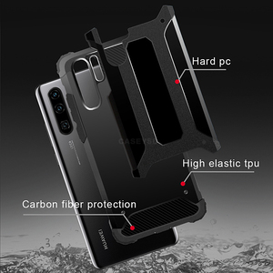 Image 2 - Silicone Cover Phone Cases For Huawei P30 20 Pro P8 P9 Plus P20 10Lite For Huawei P8 Lite Case 2017 For Huawei P Smart 2019 Case