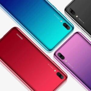 Image 2 - הגלובלי הקושחה Huawei ליהנות 9 Huawei Y7 פרו 2019 MobilePhone 6.26 אינץ Snapdragon 450 אוקטה Core אנדרואיד 8.1 פנים נעילה 4000mAh
