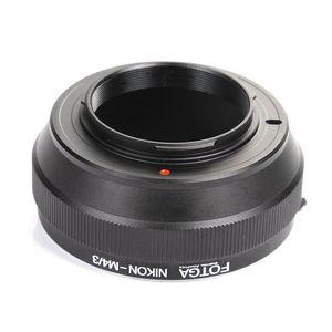 Image 5 - FOTGA anillo adaptador de lente para Nikon AI F lente a Micro 4/3 M43 E M5 E PM2 GX1 GF5 G5 E PL5