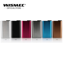 [Official Store] Original Wismec Noisy Cricket Mod By Jay-bo design Mechanical mod EC/VW Mod Electronic cigarette Vape Mod Box