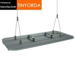 Tinyorda TGL26025 (0.5M Length) 150W Led Grow Light Housing Indoor Planting Light Profile [Professional Manufacturer]