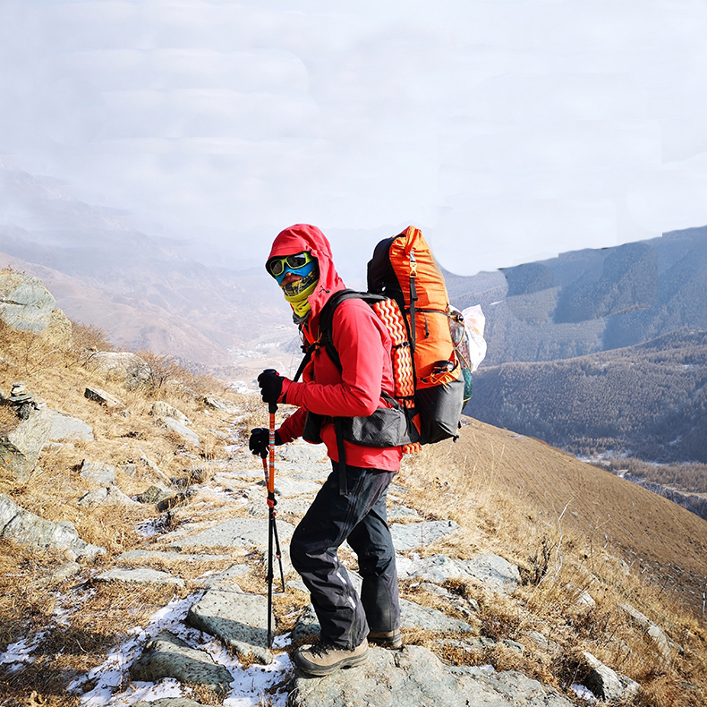 3F UL GEAR sac à dos de randonnée résistant à l'eau sac de Camping léger voyage alpinisme sac à dos Trekking sacs 40 + 16L - 6