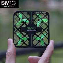 Mini Spy quadcopter 2.4Ghz Micro Distant management SMRC M8 pocket drone rc small package helicopter usb flying plane toys boys present