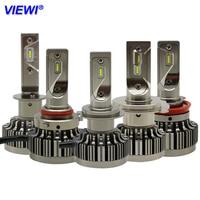 Viewi 2X Bombillas H1 H4 H7 H8 H9 9005 HB3 9006 HB4 Led Headlight Auto 12v