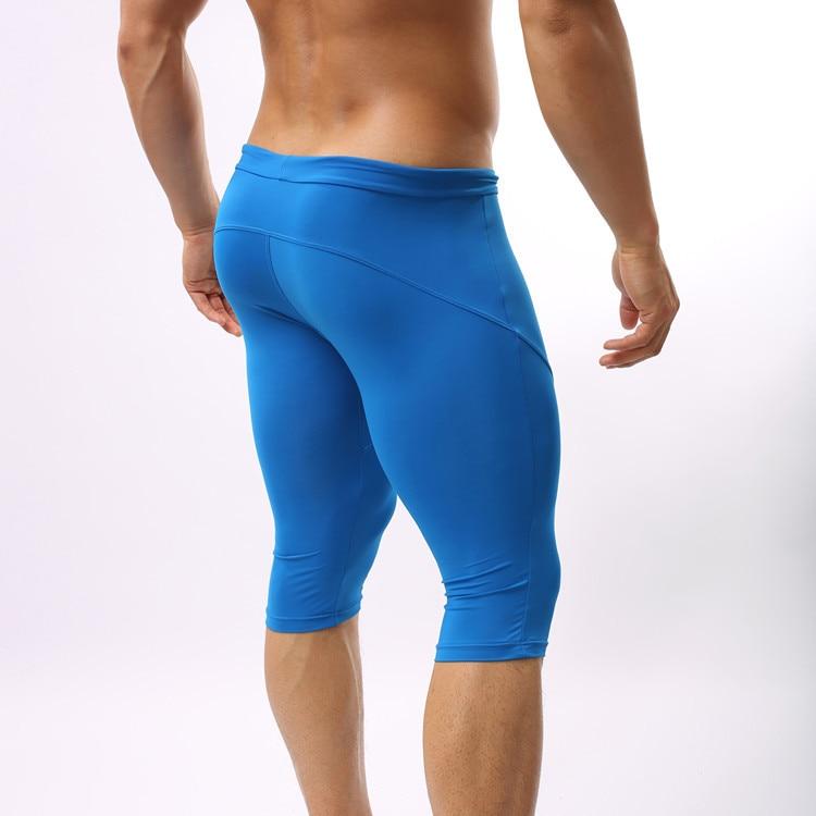 Men S Nylon Workout Clothes