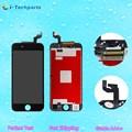 Высокое Качество Для iPhone 6 S ЖК-Дисплей + Сенсорный Экран Digitizer Ассамблеи Замена 4.7 дюймов, Черный Белый