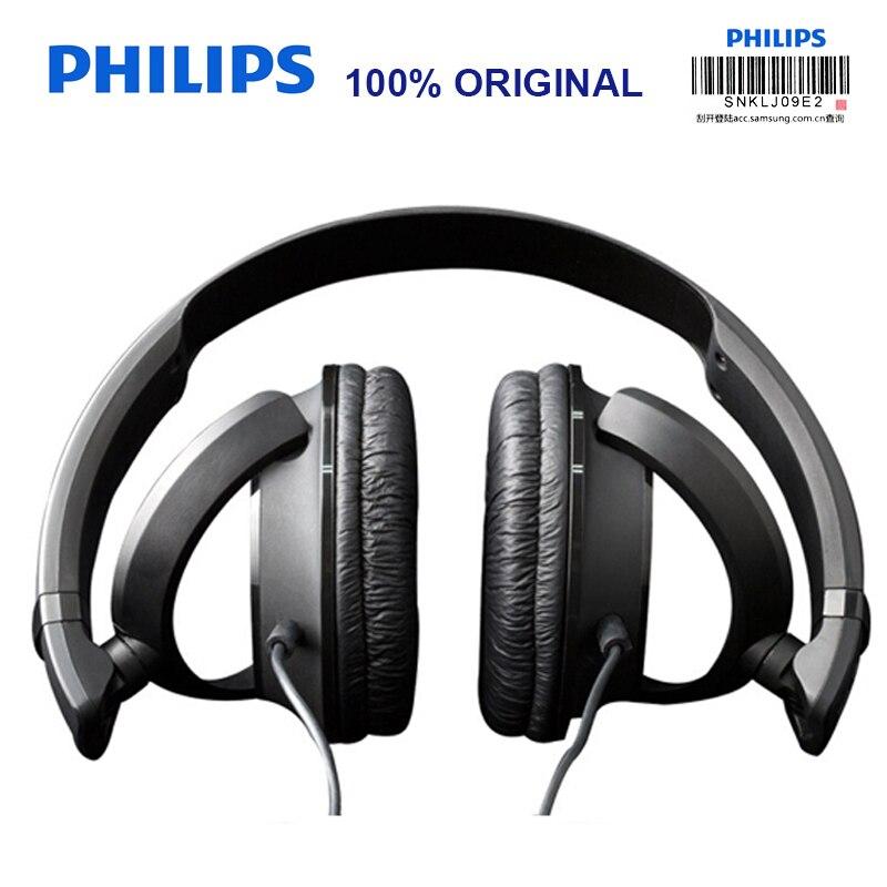 Galleria fotografica <font><b>Philips</b></font> SHL3060 Wired Cuffia Supporto Musi & Movie con Stereo Bass Archetto Regolabile per Xiaomi Huawei Galaxy Pho