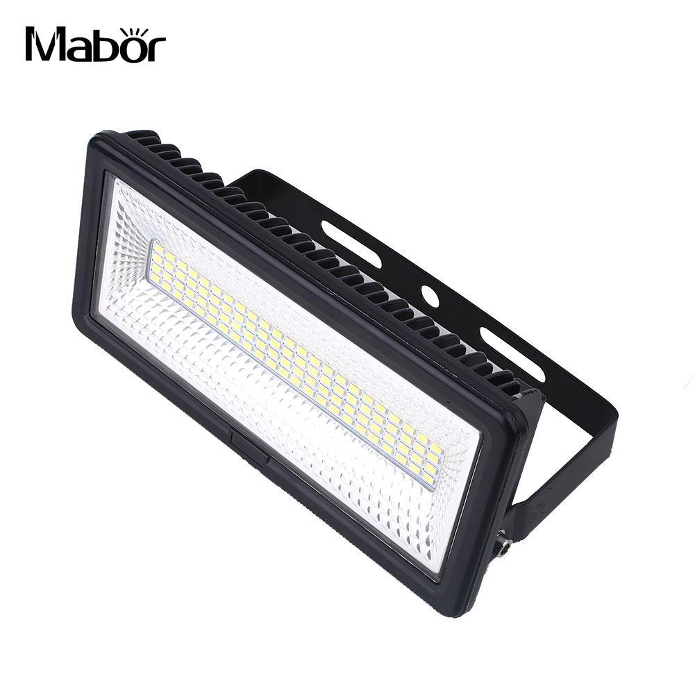 LED Floodlight 50W 92SMD Spotlight For Outdoor Lighting For Garden/Street 6000lm