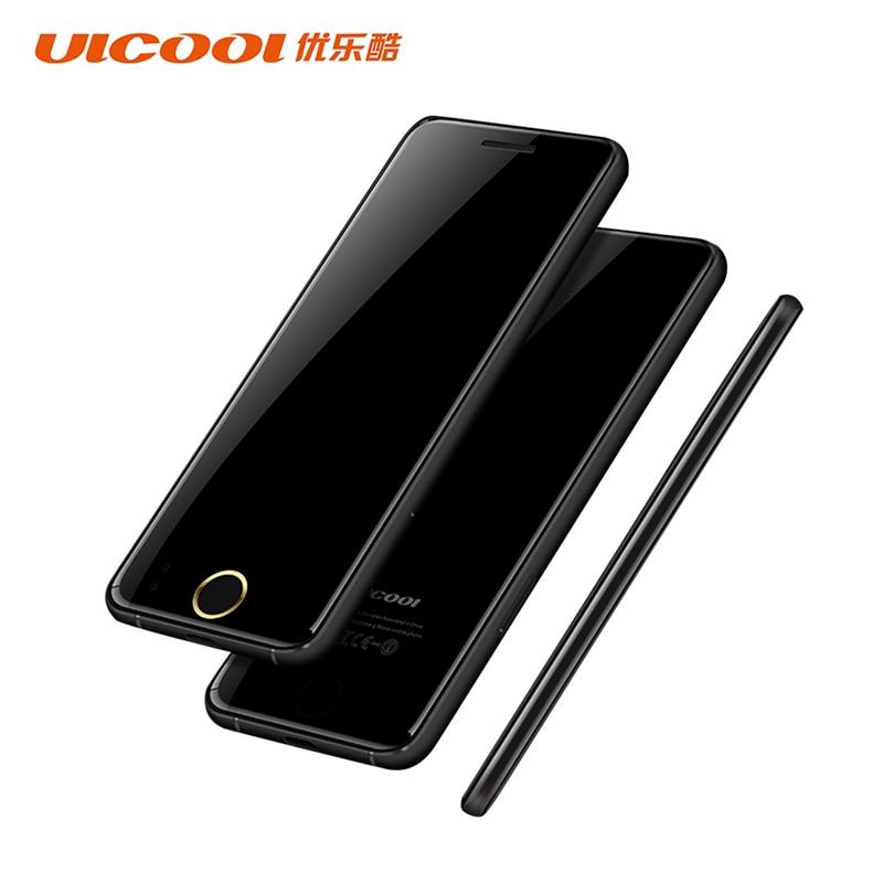 Original ULCOOL V66 Mobile Phone 1.67inch Dustproof Shockproof phone Ultrathin Card Meta ...