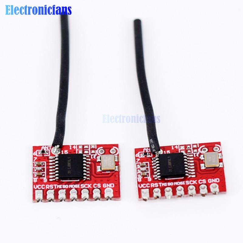 Беспроводной модуль передатчика и приемника nRF24L01 + 2,4G, GWB T400 IIC SPI интерфейс для Arduino, электрический пульт дистанционного управления 150M 400M