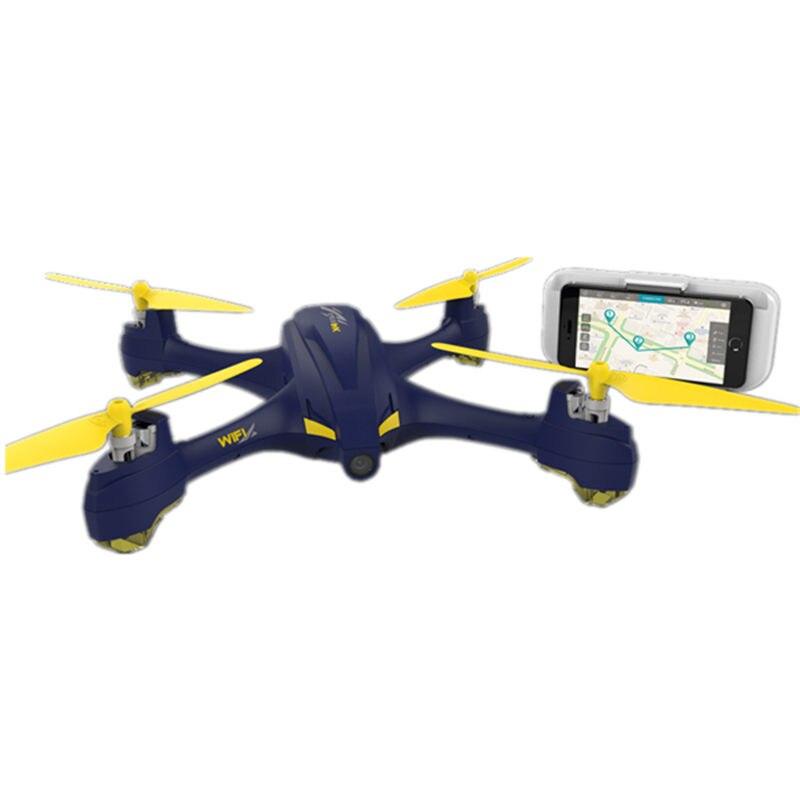 En stock original hubsan x4 estrella h507a app compatible wifi fpv RC Drones Con