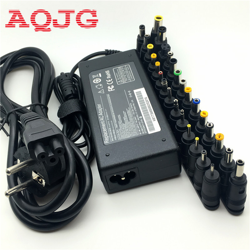 19V 4.74A 90W Laptop AC Universal Power Adapter Charger For Acer ASUS DELL Thinkpad Lenovo Sony Toshiba Samsung Laptop Eu cable 90w lcd smart laptop adapter ac dc notebook charger car charger for acer hp dell samsung lenovo asus usb 5 1v 2 4a for phone