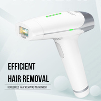 LESCOLTON Laser Epilator Electric Power Alternating Current Whole Body Hair Removal Automatic Manual Flash ABS Laser Epilator