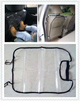 Car shape cleaning seat cover to protect children's foot pad mud for Subaru Forester Ascent XV WRX VIZIV Outback image