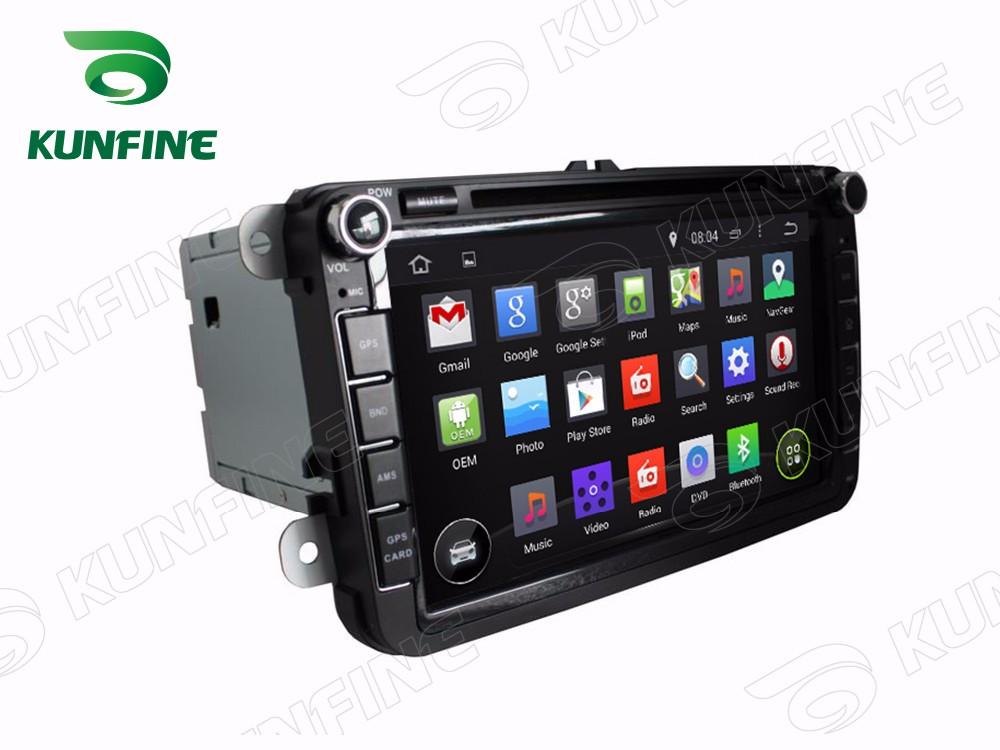 Car dvd GPS Navigation player for VW KF-V2006 C