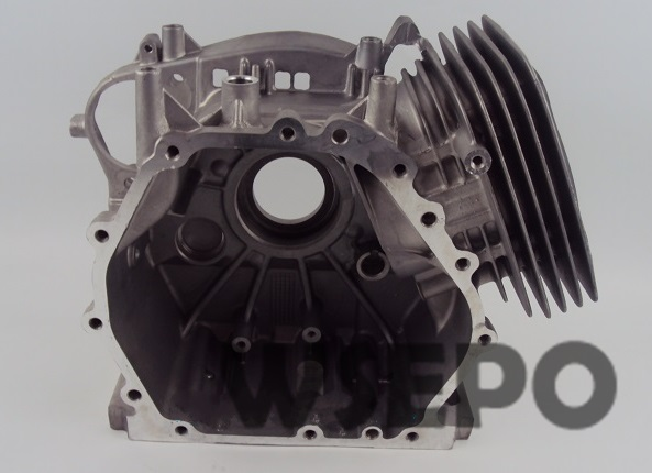 Chongqing Quality! E-Start Hole Type Crankcase 92mm bore for 192F/GX440 420CC 04 Stroke Small Gasoline Engine,8KW Gnerator Parts chongqing quality crankcase mainbody for 152f 2 5hp 97cc gasoline engine 1kw generator spare parts