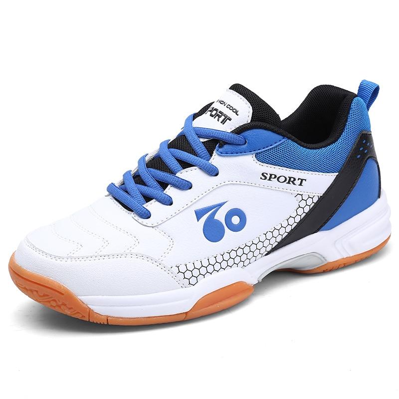 2018 chaussures de Badminton professionnelles pour hommes femmes baskets de Badminton Lefusi Couples chaussures de Badminton Sport d'intérieur chaussures de Tennis