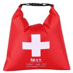 1.2L водостойкий аптечка сумка портативный аварийные комплекты Чехол Только для наружного лагеря путешествия аварийное медицинское лечение