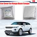 Car-Styling Car Cover Outdoor Anti-UV Rain Sun Snow Resistant Protector Cover Dustproof For Land Rover Range Rover Evoque