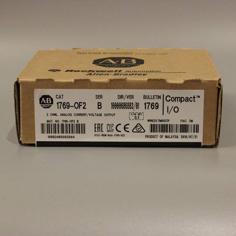 1769 OF2 1769OF2 PLC Controller New Have in stock
