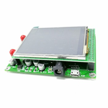 AD9833 DDS color module low pass amplifier square wave triangle wave sine wave touch screen