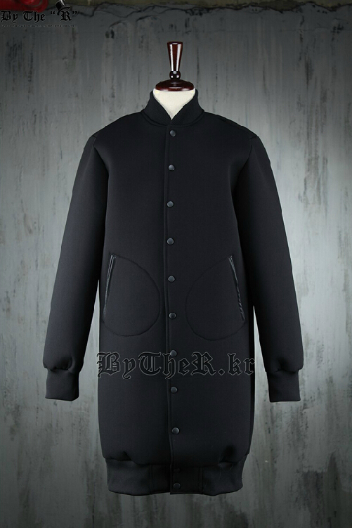 Costumes Noir Manteau Coton Hommes Des Sections m La Porte Longues Dongguk Tendance Et Veste Espace Mode Vêtements xxl Hot De wHzq6A