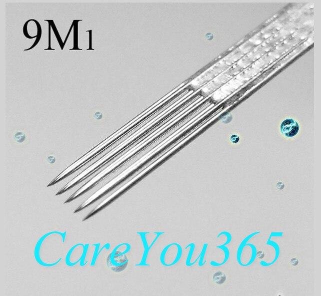 Tattoos & Body Art 13m Tattoo Machine Needles Disposable Sterile Box Of 50 Size 13 Magnum Shader M1