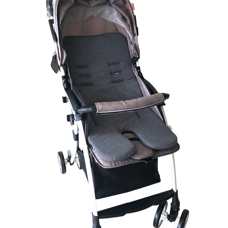 5 Stlys Cotton Polyester Baby Stroller Cushion For Stroller Seat, - ბავშვთა საქმიანობა და აქსესუარები - ფოტო 1