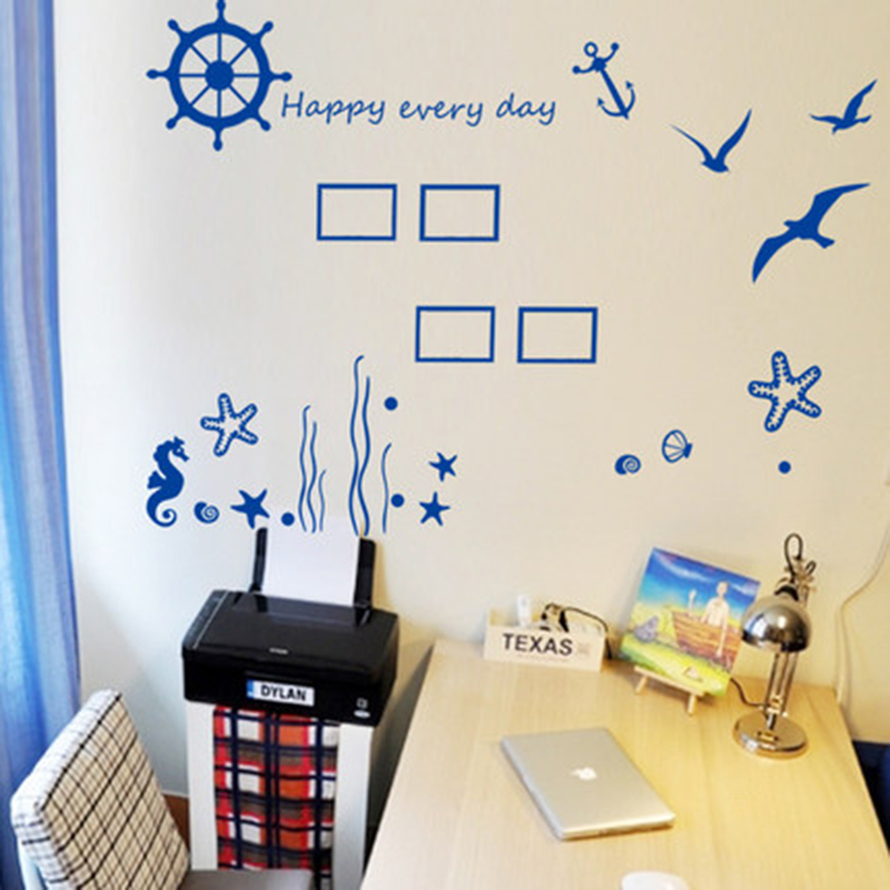 Kids Bedroom Background aliexpress : buy wall stickers decorative photo frames